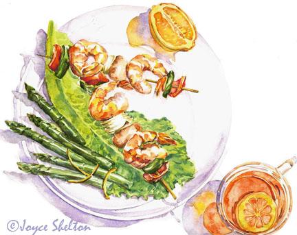 Shrimpdinnerblog
