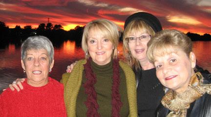Oak Terrace girls