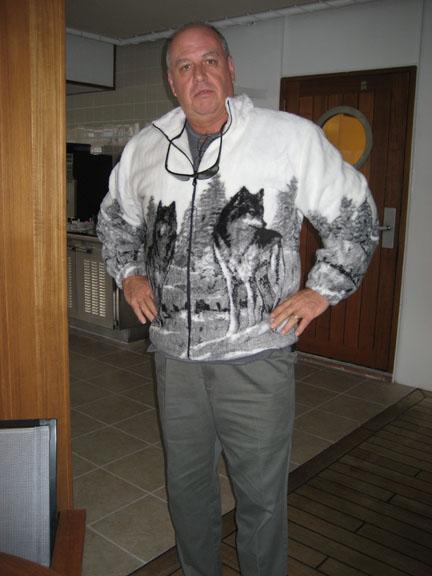 Eddie jacket