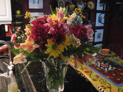Eddie's flowers