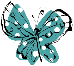 Turq butterfly copy