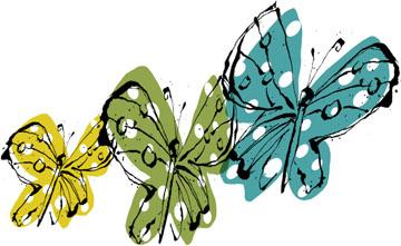 Taking flight butterflies copy