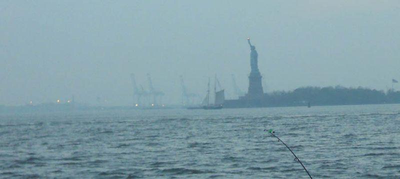 Statue Battery Park