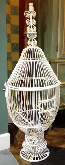 BJ's birdcage